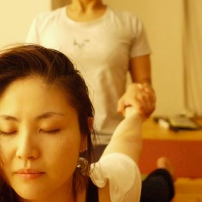 Thai Yoga Bodywork Training, Japan