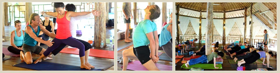 Yoga immersion teacher training