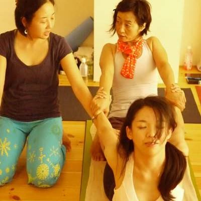 Thai Yoga Bodywork Training, Japan