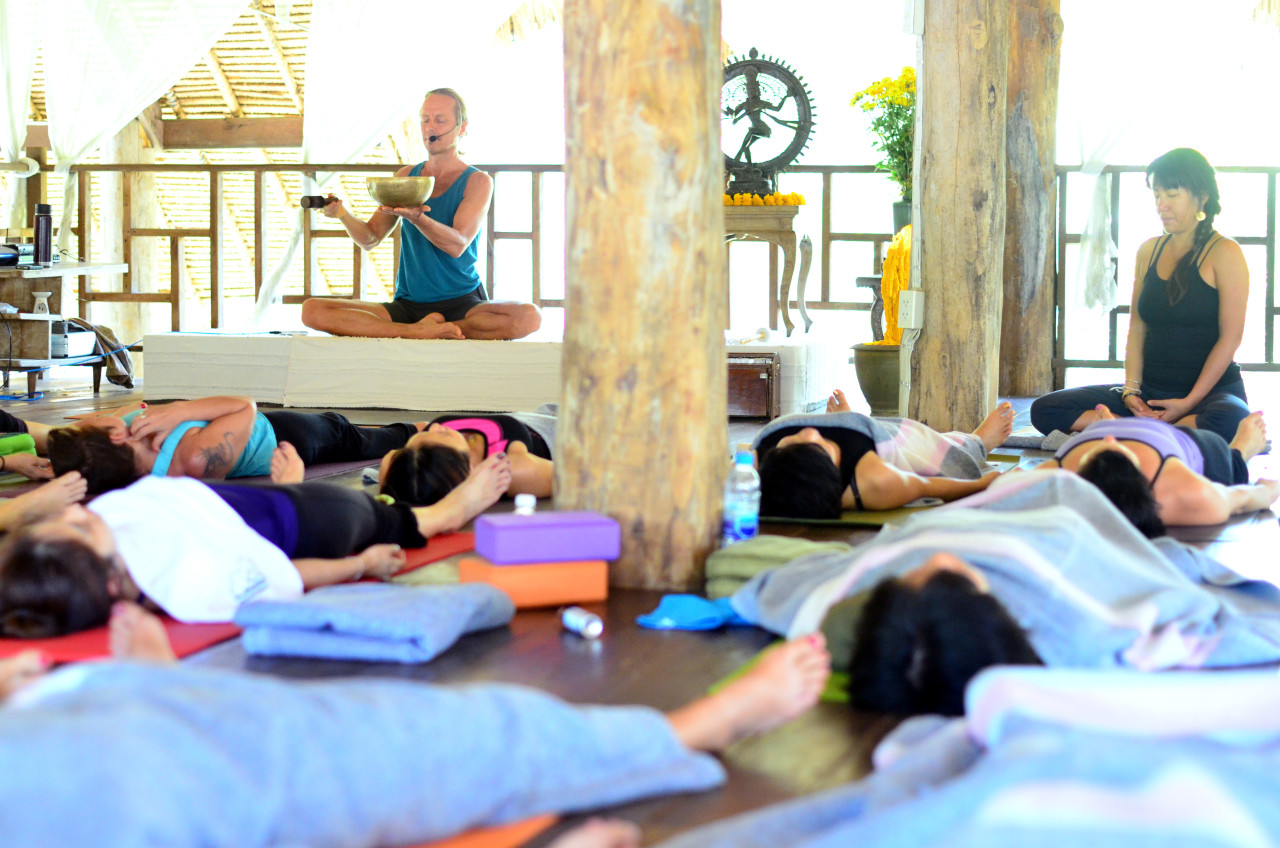 Anusara Immersion & Teacher Training